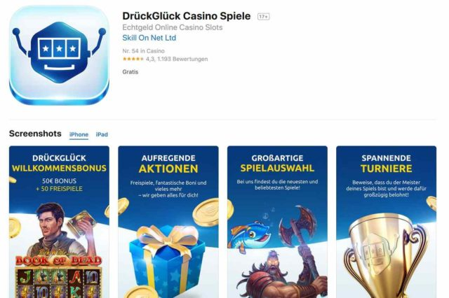 apple app store casino