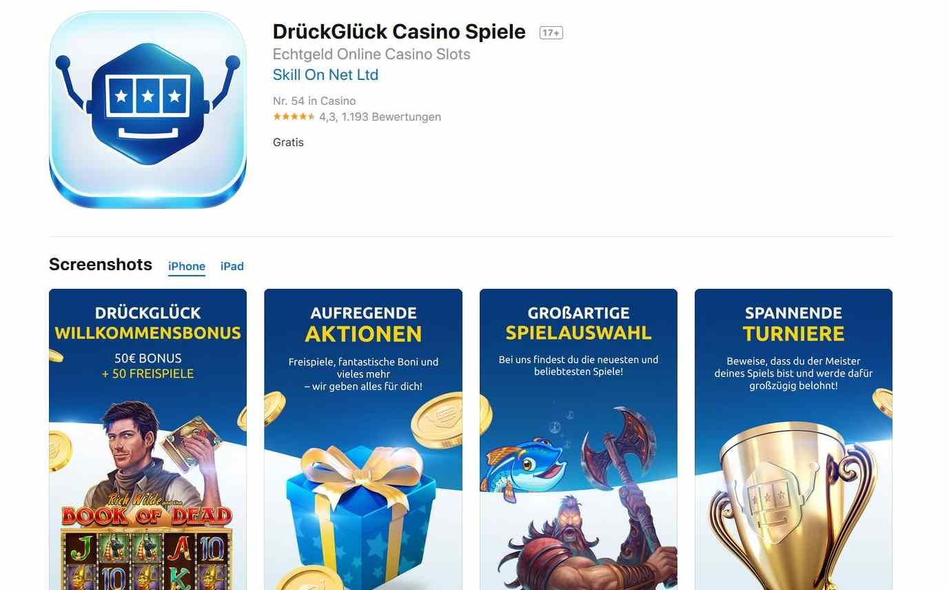 apple app store casino