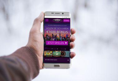 jackpots in a flash app