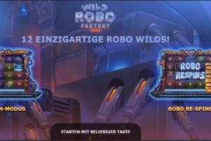 wild robo