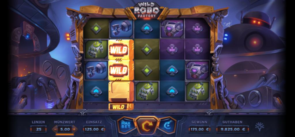 wild robo wild