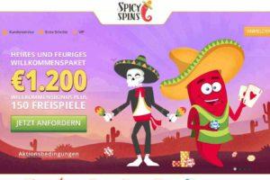 Spicy Spins Casino