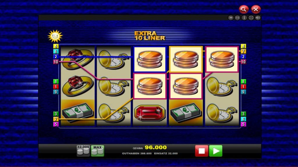 Spiele Extra 10 Liner - Video Slots Online