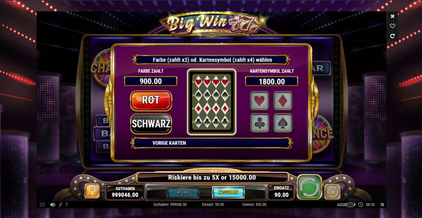 big win 777 gambling
