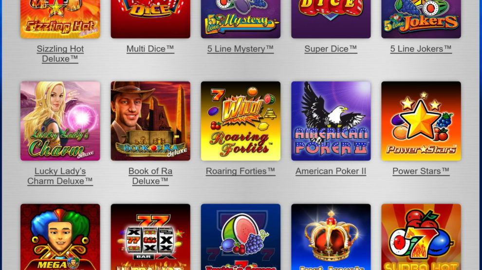Novoline Casino Spiele Kostenlos