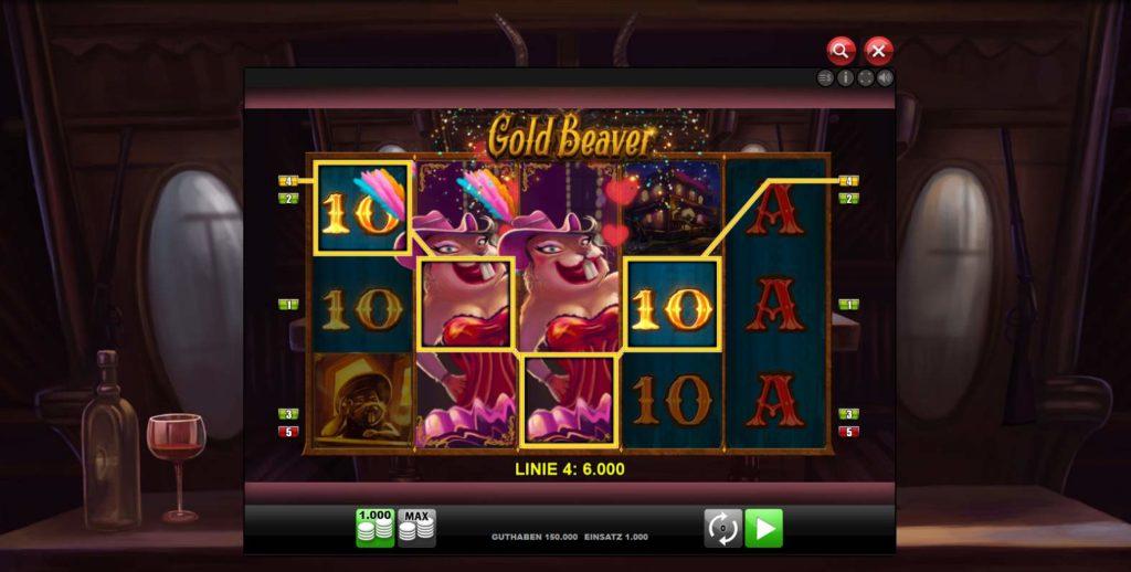 Gold Beaver 1