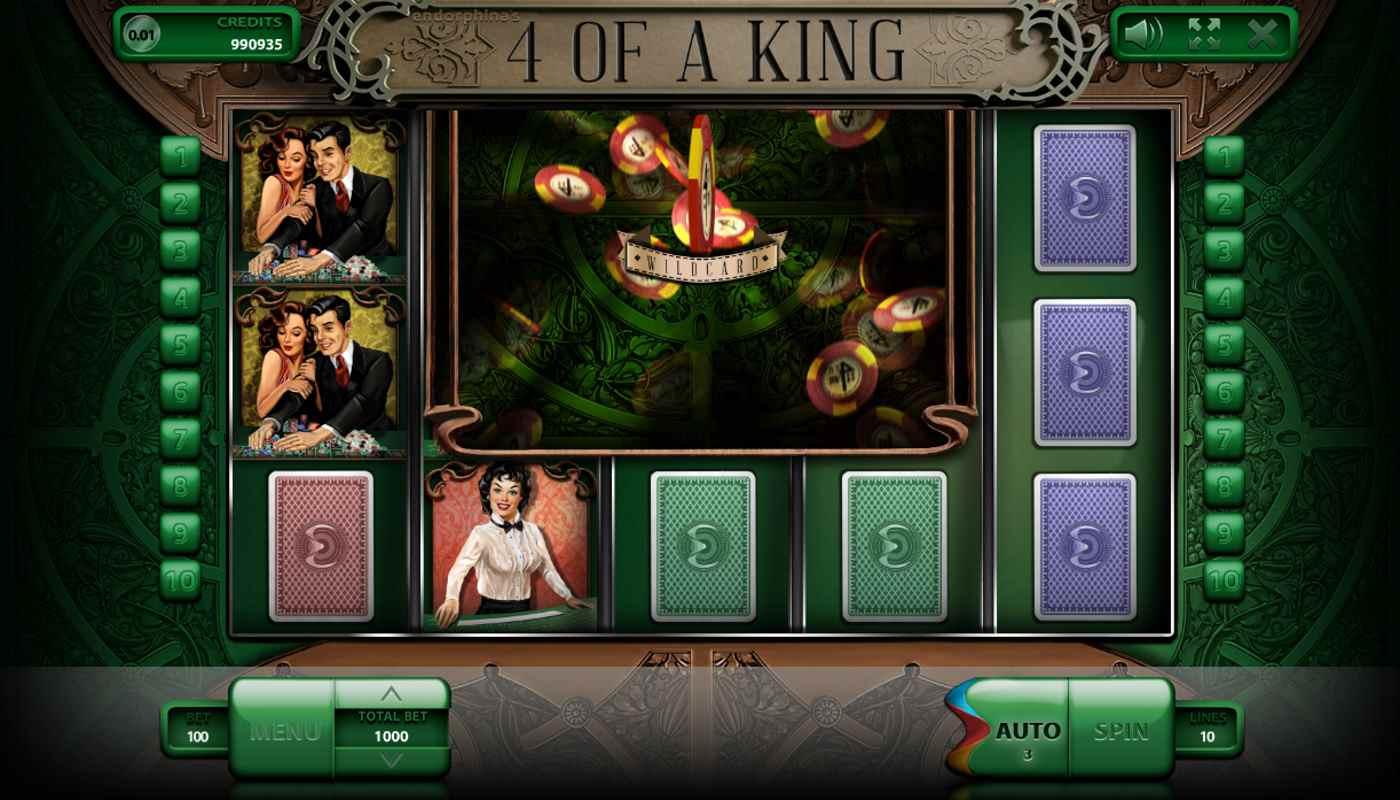 4 Of A King kostenlos spielen 3