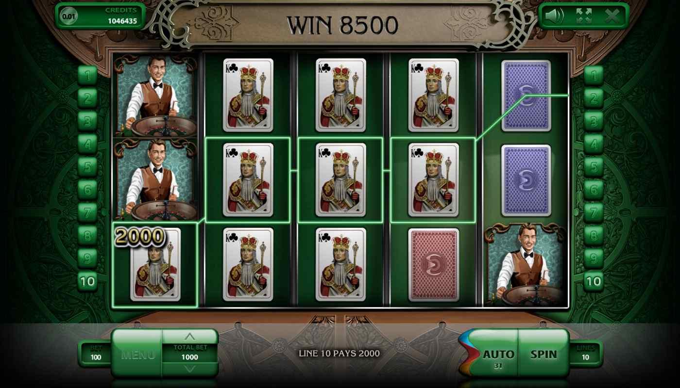 4 Of A King kostenlos spielen 2