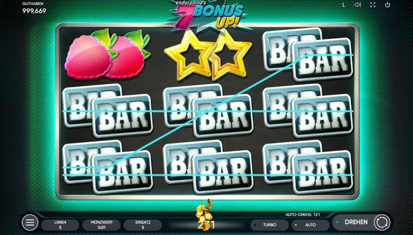 7 Bonus Up kostenlos spielen 1
