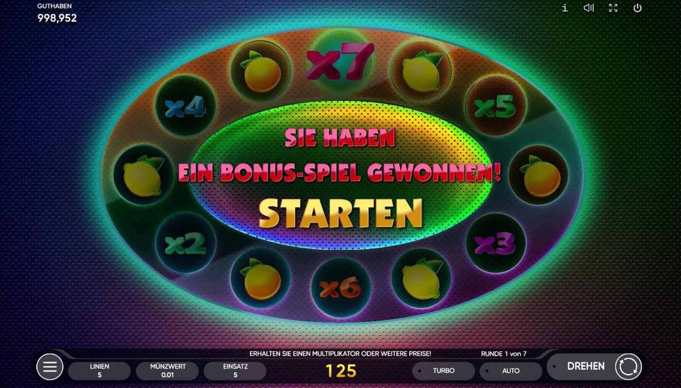 7 Bonus Up kostenlos spielen 2