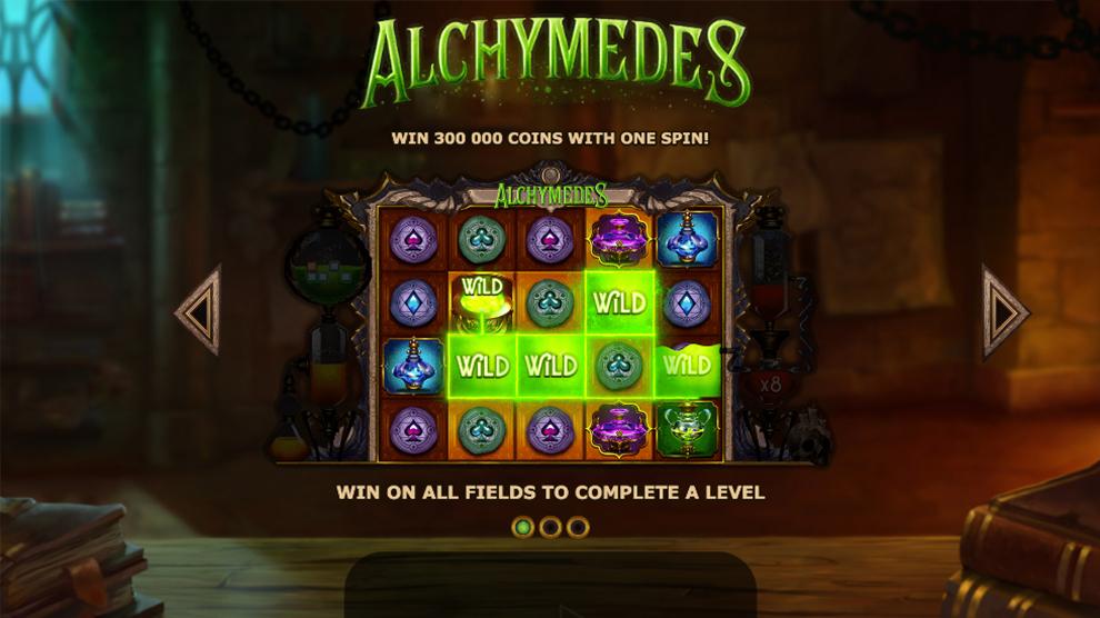 Alchymedes kostenlos spielen 2