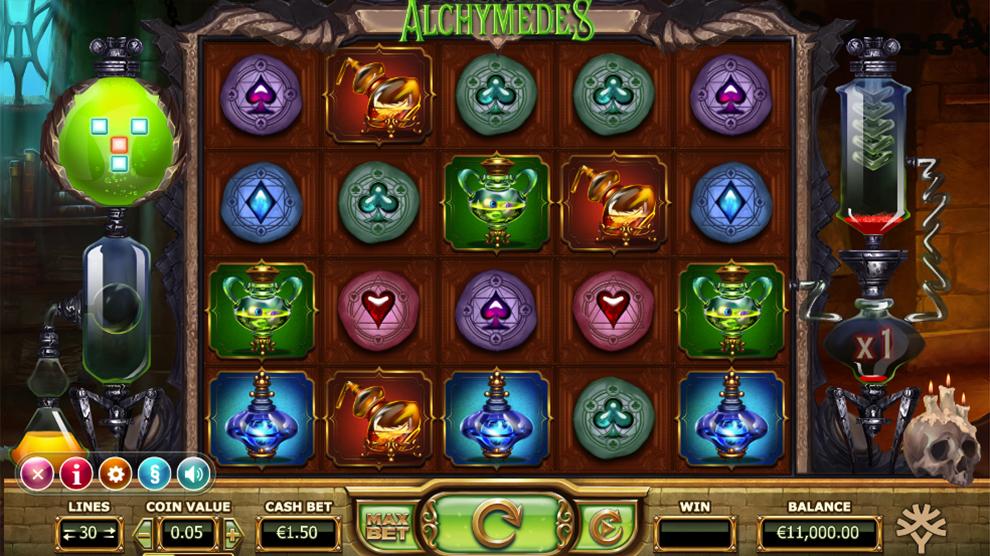Alchymedes kostenlos spielen 3