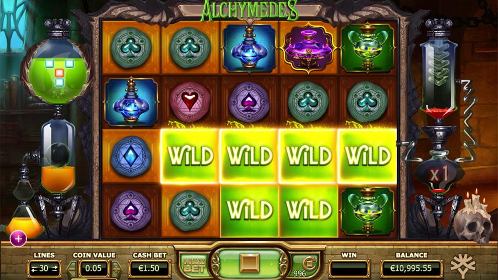 Alchymedes kostenlos spielen 4