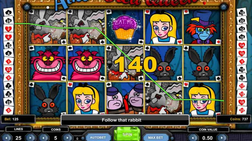 Alice And The Red Queen kostenlos spielen 2