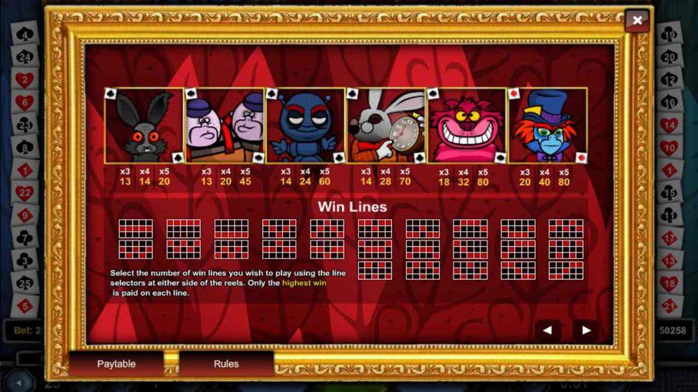 Alice And The Red Queen kostenlos spielen 3