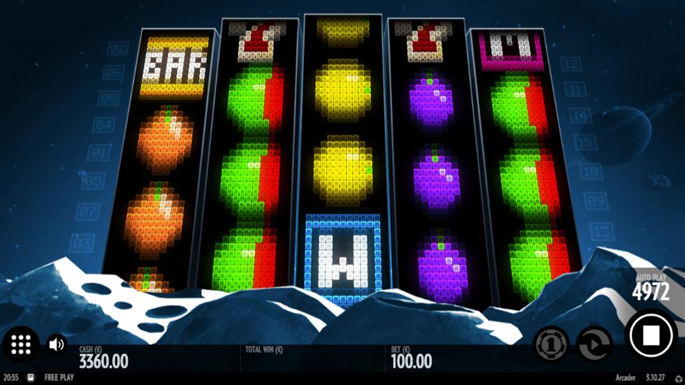 Arcader kostenlos spielen 5