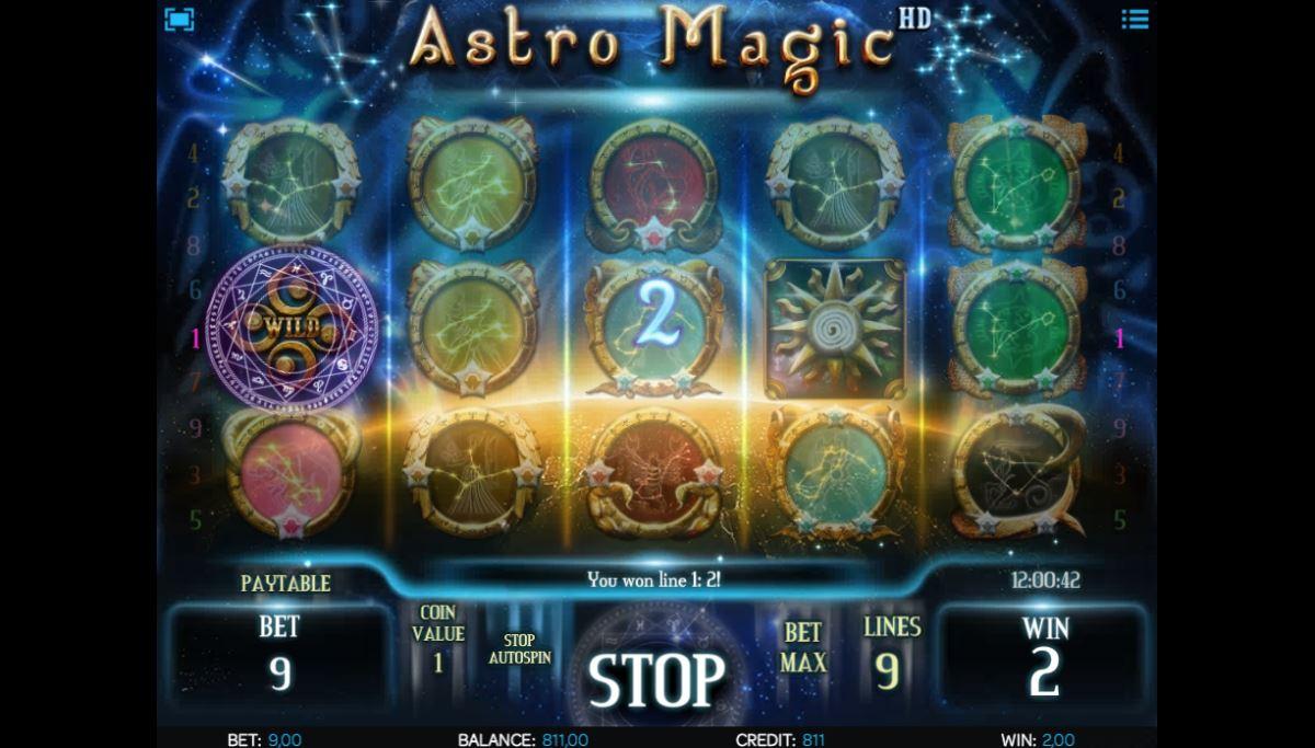 Astro Magic HD kostenlos spielen 2