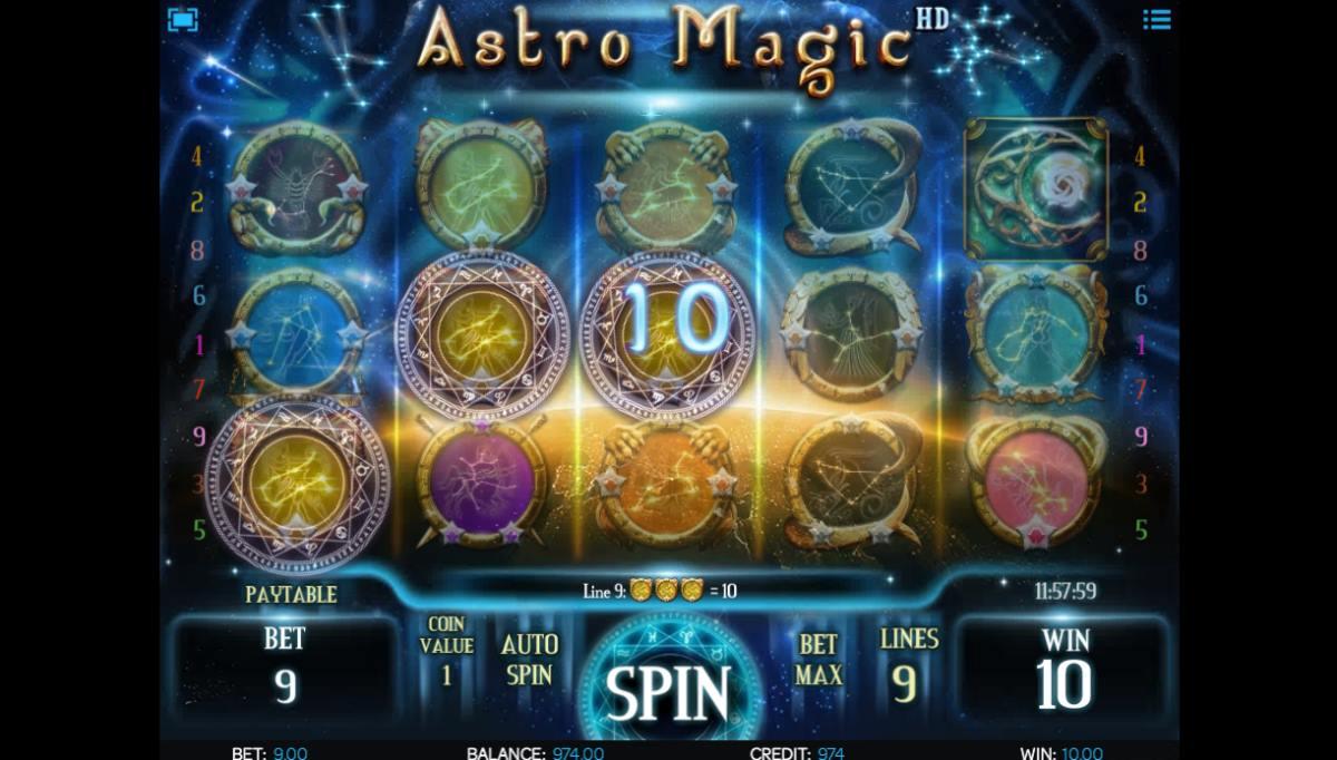 Astro Magic HD kostenlos