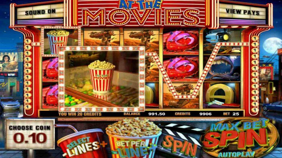 At The Movies kostenlos spielen 1