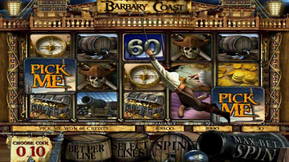 Barbary Coast kostenlos spielen 3