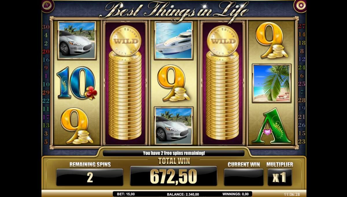 Best Things In Life kostenlos spielen 3