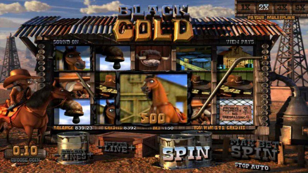 Black Gold kostenlos spielen 2