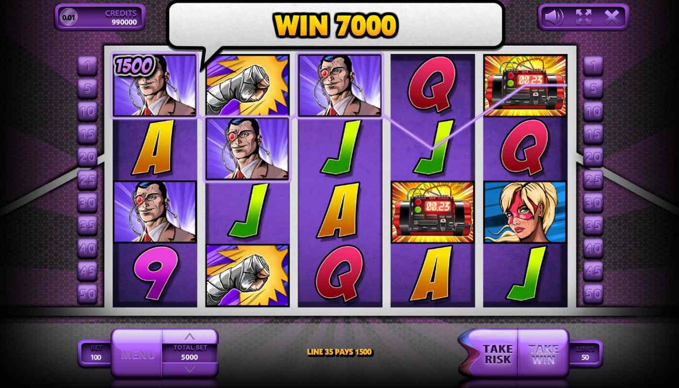 Blast Boom Bang kostenlos spielen 1