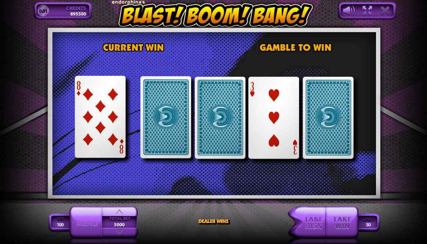 Blast Boom Bang kostenlos spielen 3
