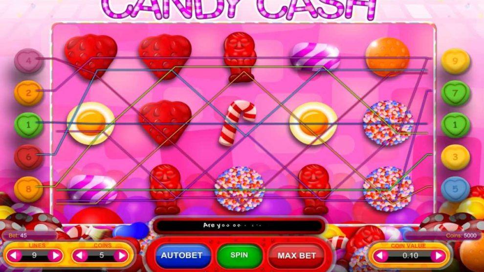 Candy Cash kostenlos spielen 2