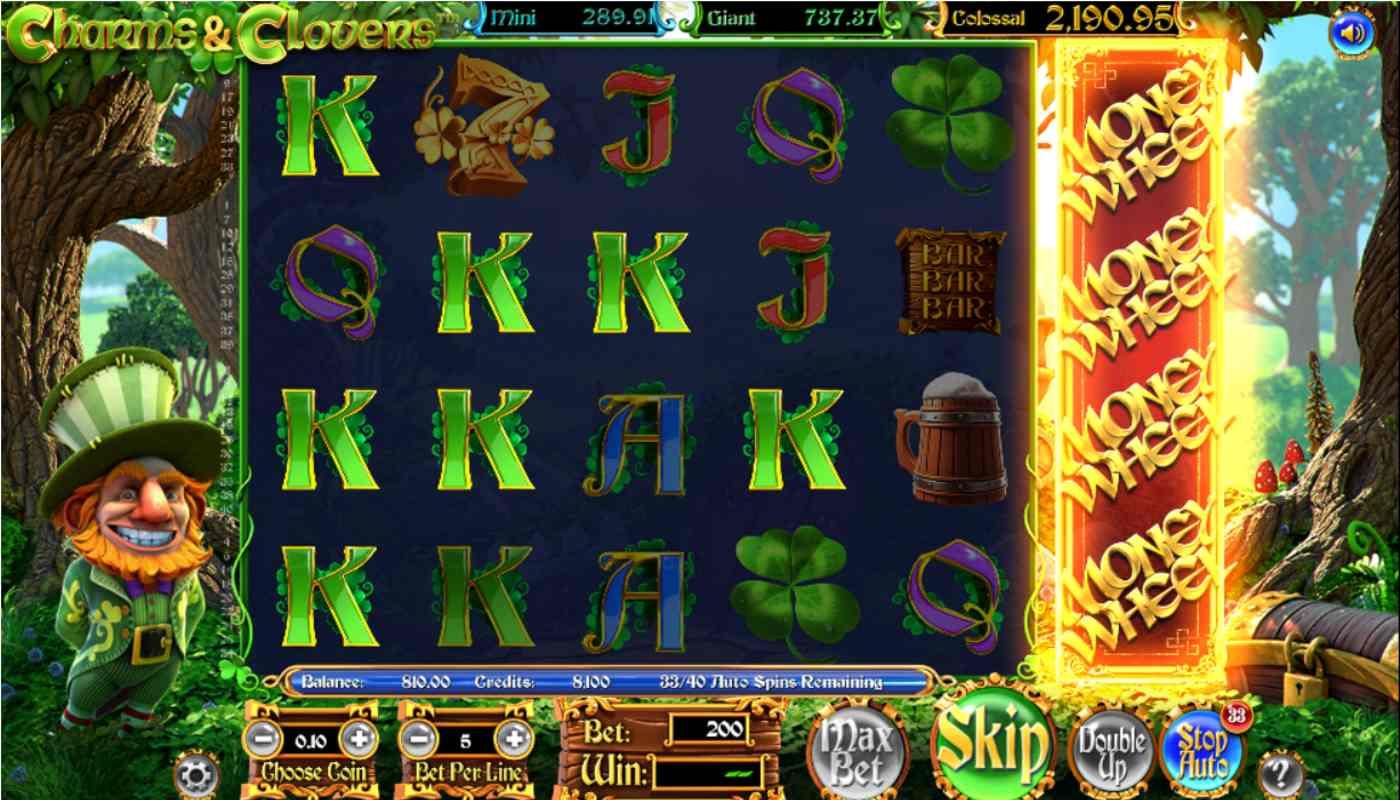 Spiele KiГџ Me Clover - Video Slots Online