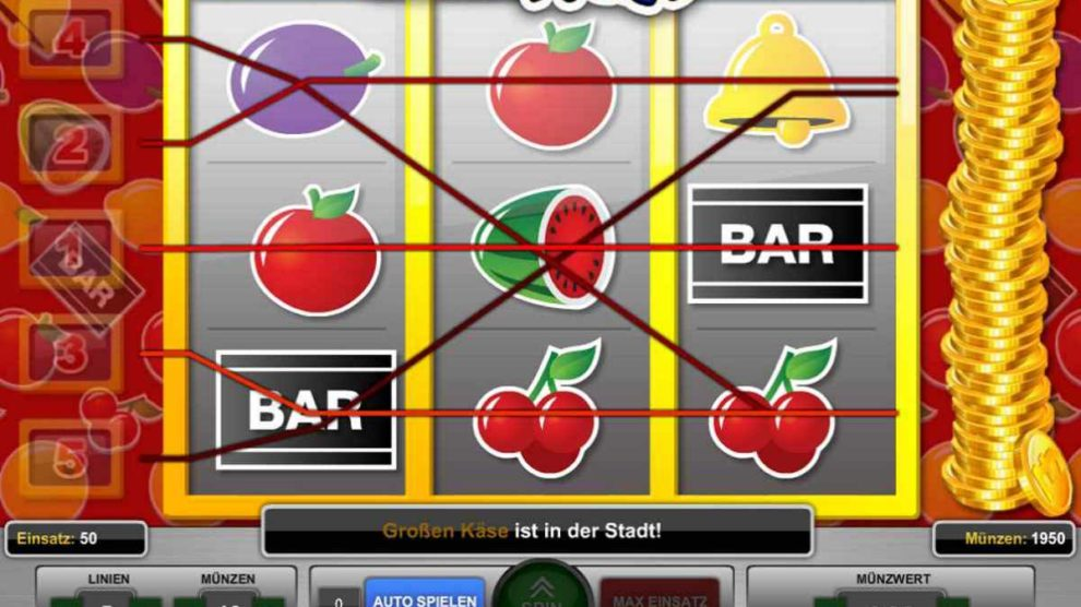 Classic Fruit kostenlos spielen 1