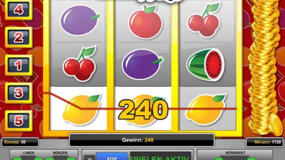 Classic Fruit kostenlos spielen 3