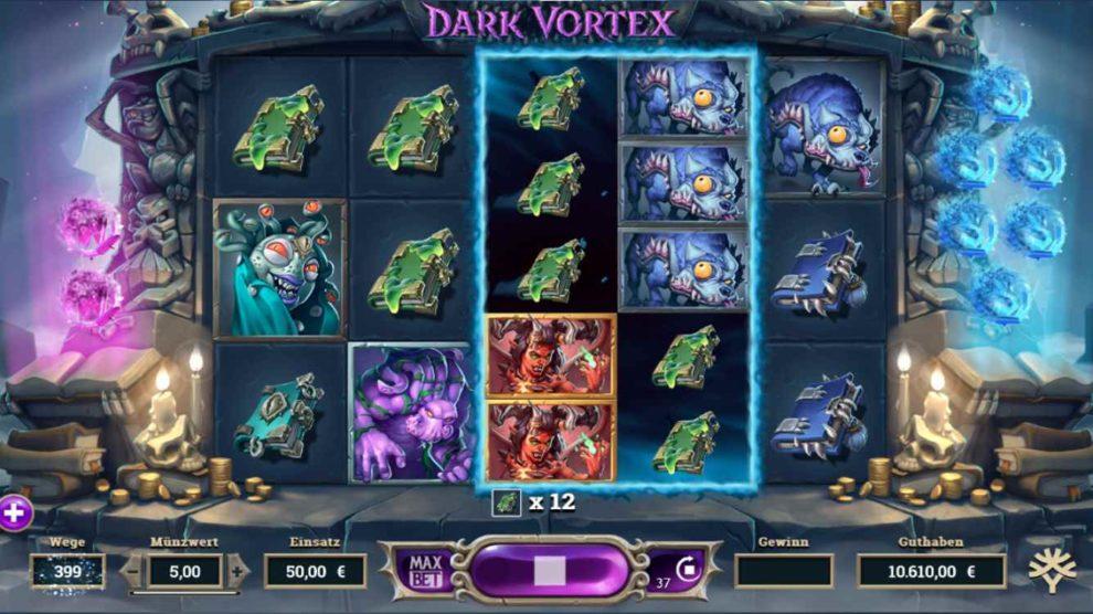 Dark Vortex kostenlos spielen 1
