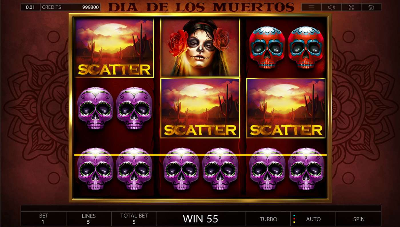 Dia De Los Muertos kostenlos spielen 1