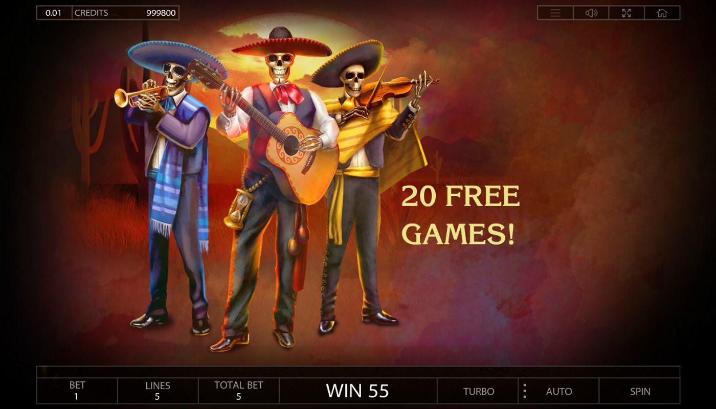 Dia De Los Muertos kostenlos spielen 2