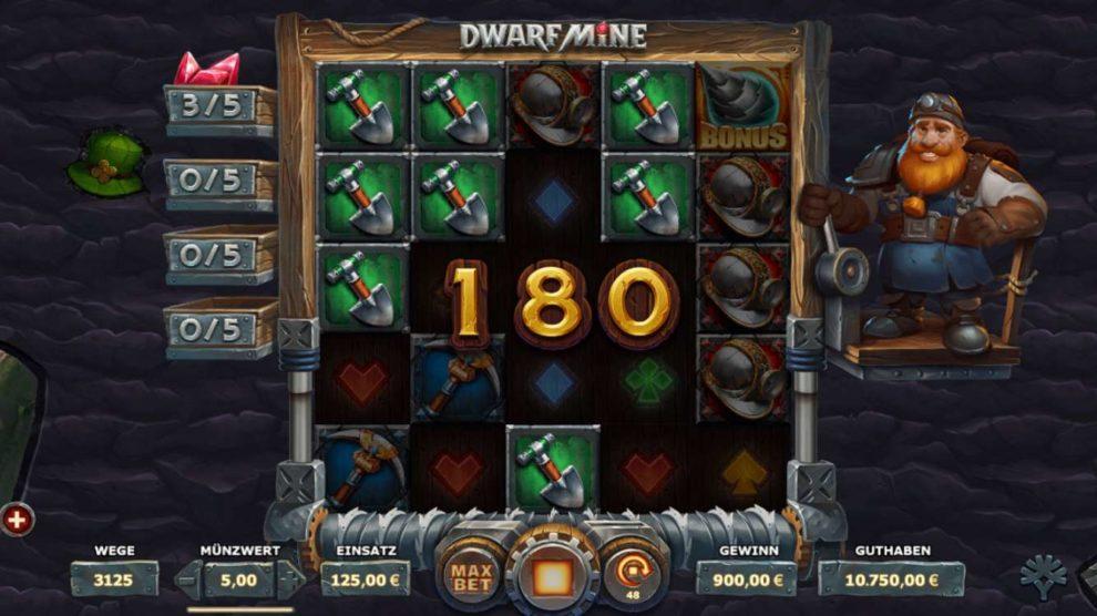 Dwarf Mine kostenlos spielen 3