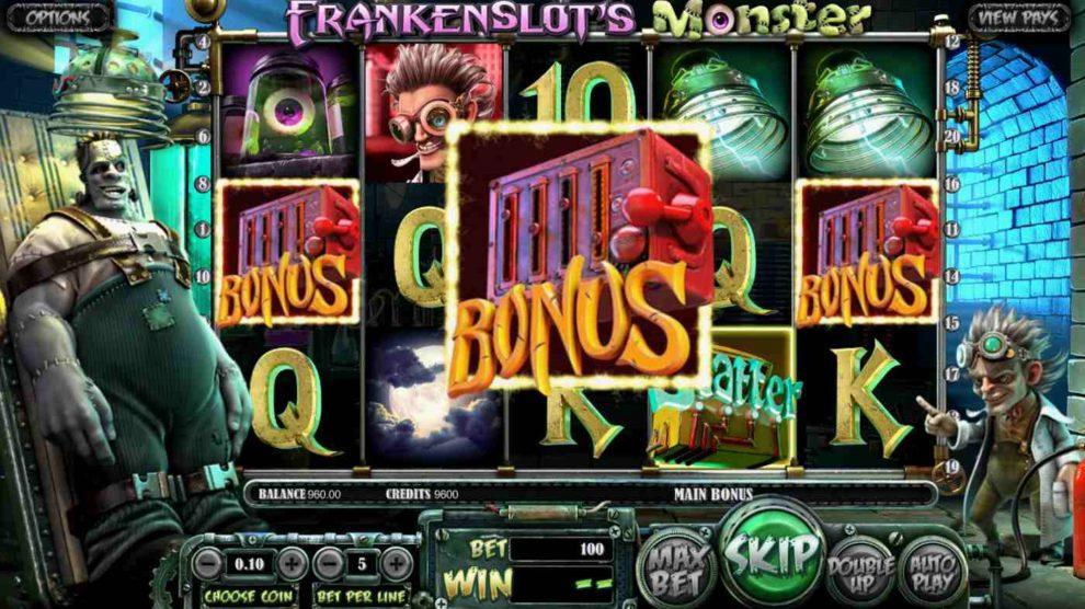Frankenslots Monster kostenlos spielen 1