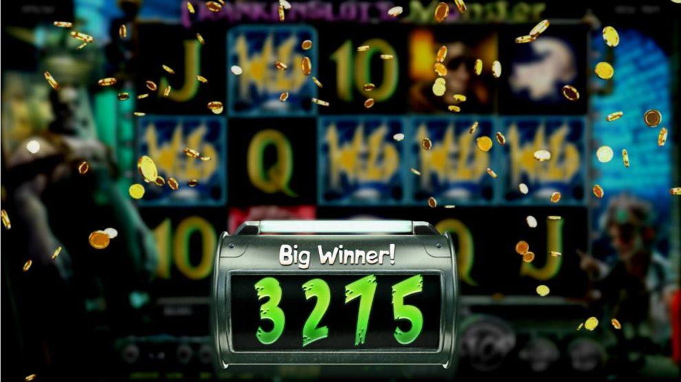 Frankenslots Monster kostenlos spielen 3