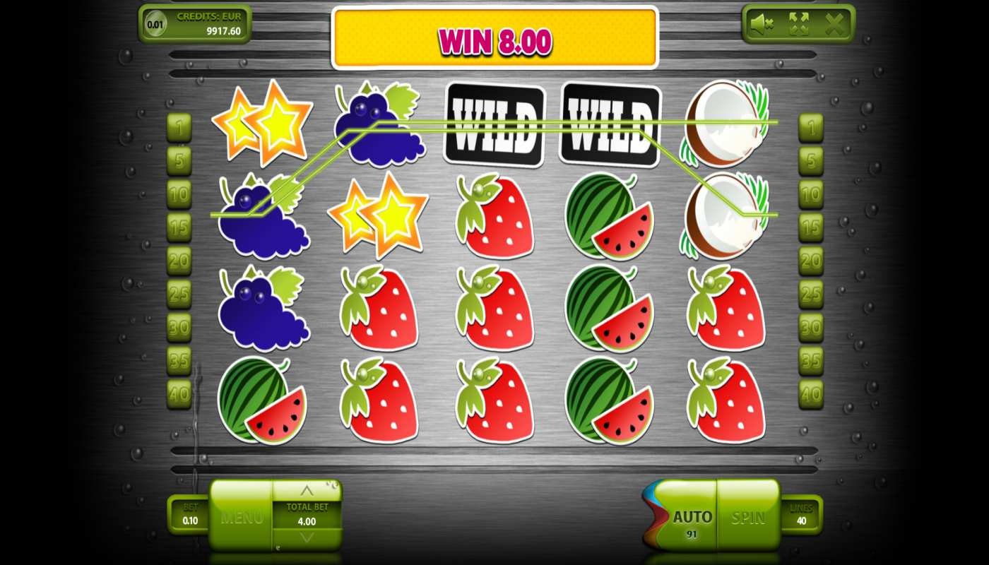 Spiele More Fresh Fruits - Video Slots Online