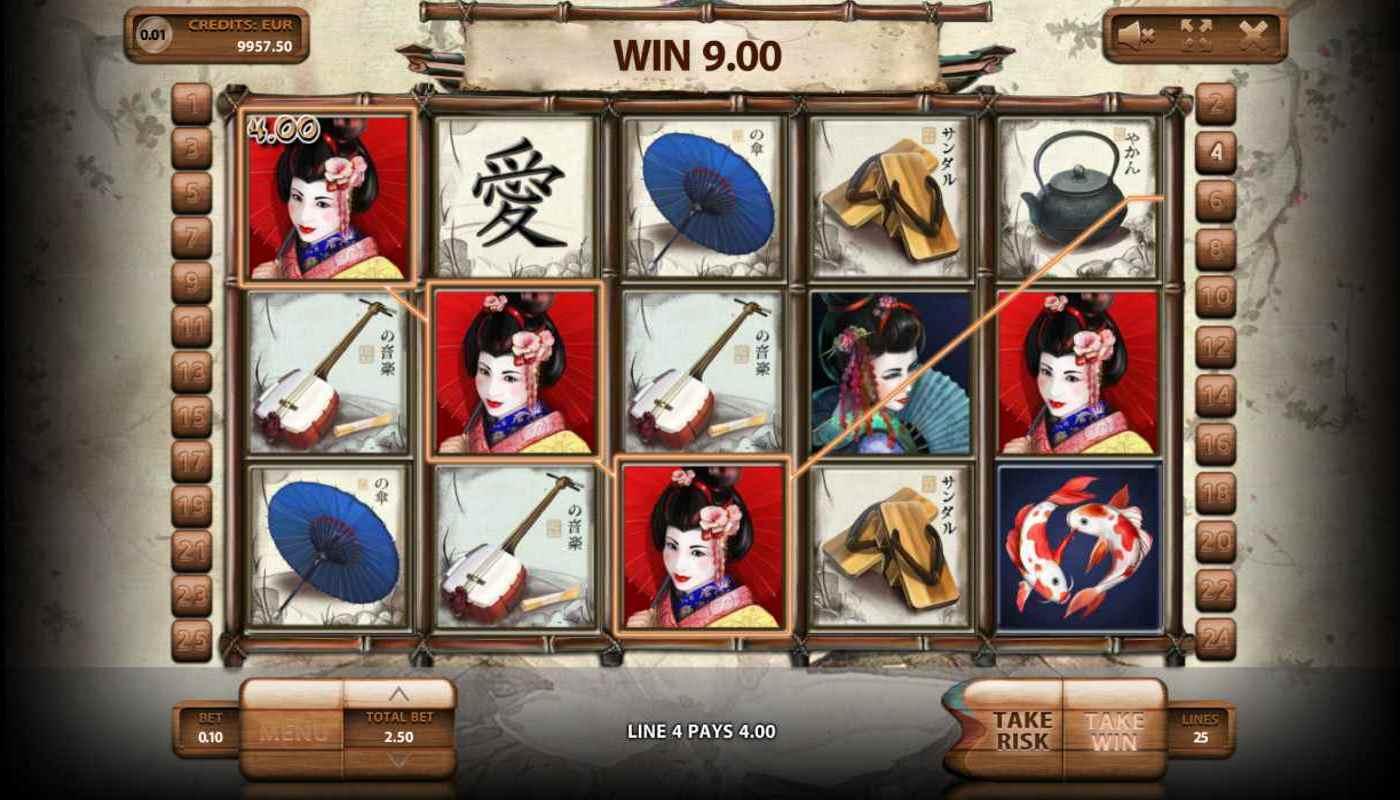 Geisha kostenlos spielen 2