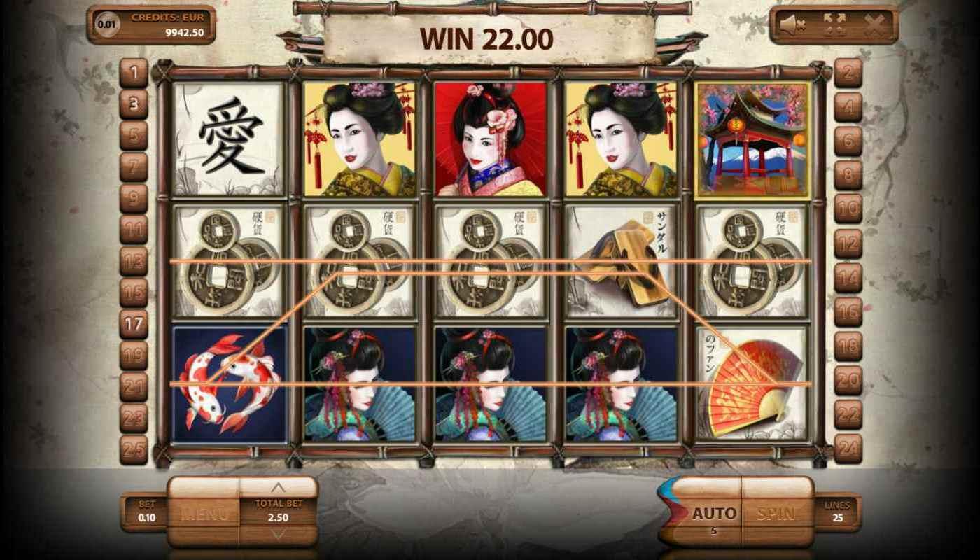 Geisha kostenlos spielen 3