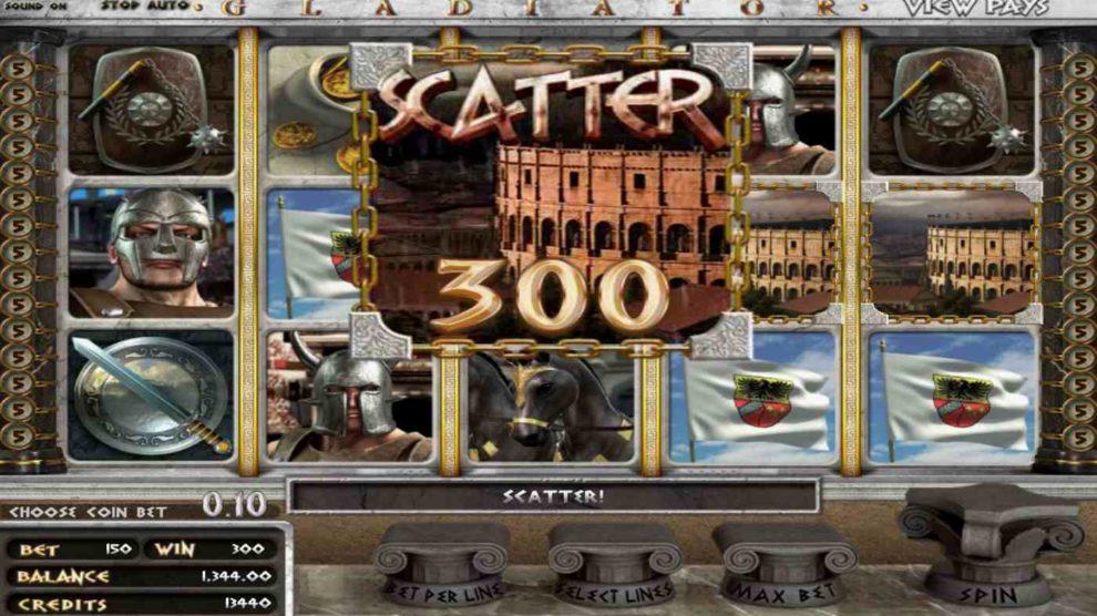 Gladiator kostenlos spielen 2