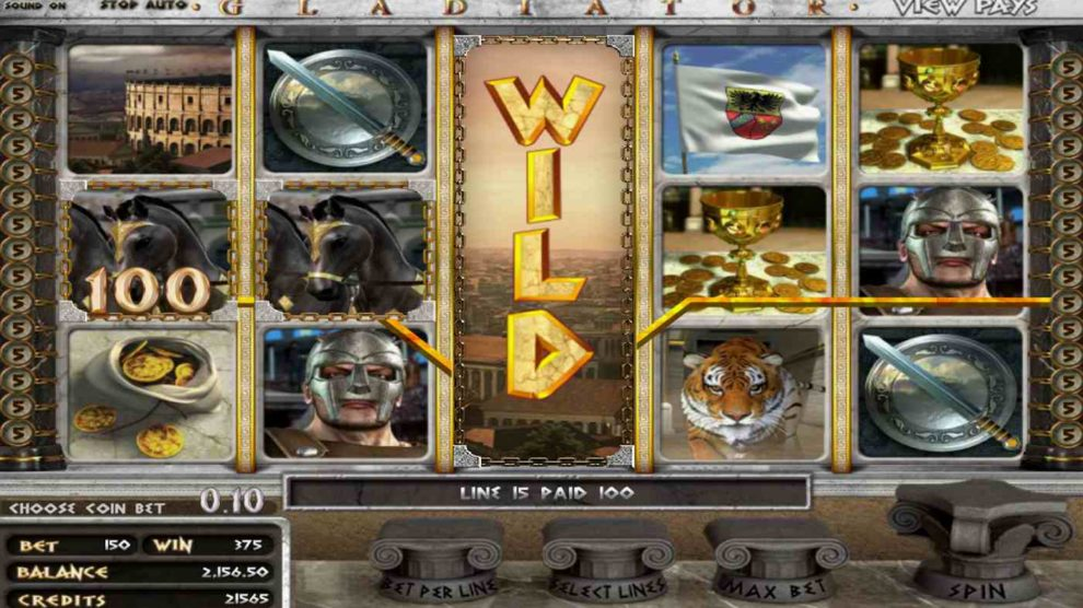 Gladiator kostenlos spielen 3