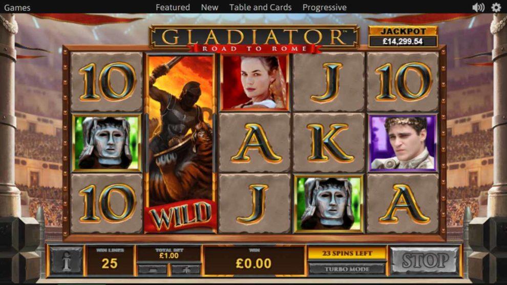 Free vegas slot casino games