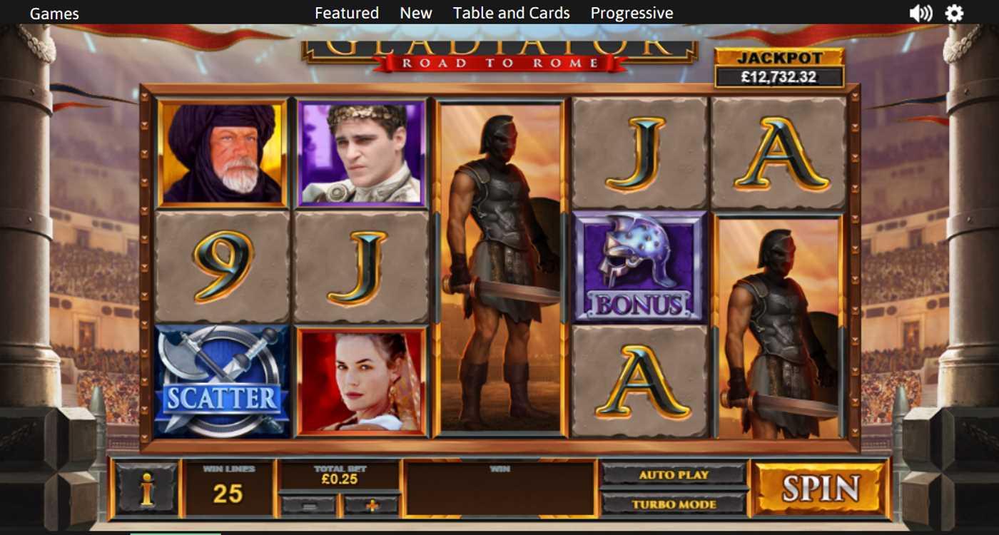 Gladiator Spiel Kostenlos