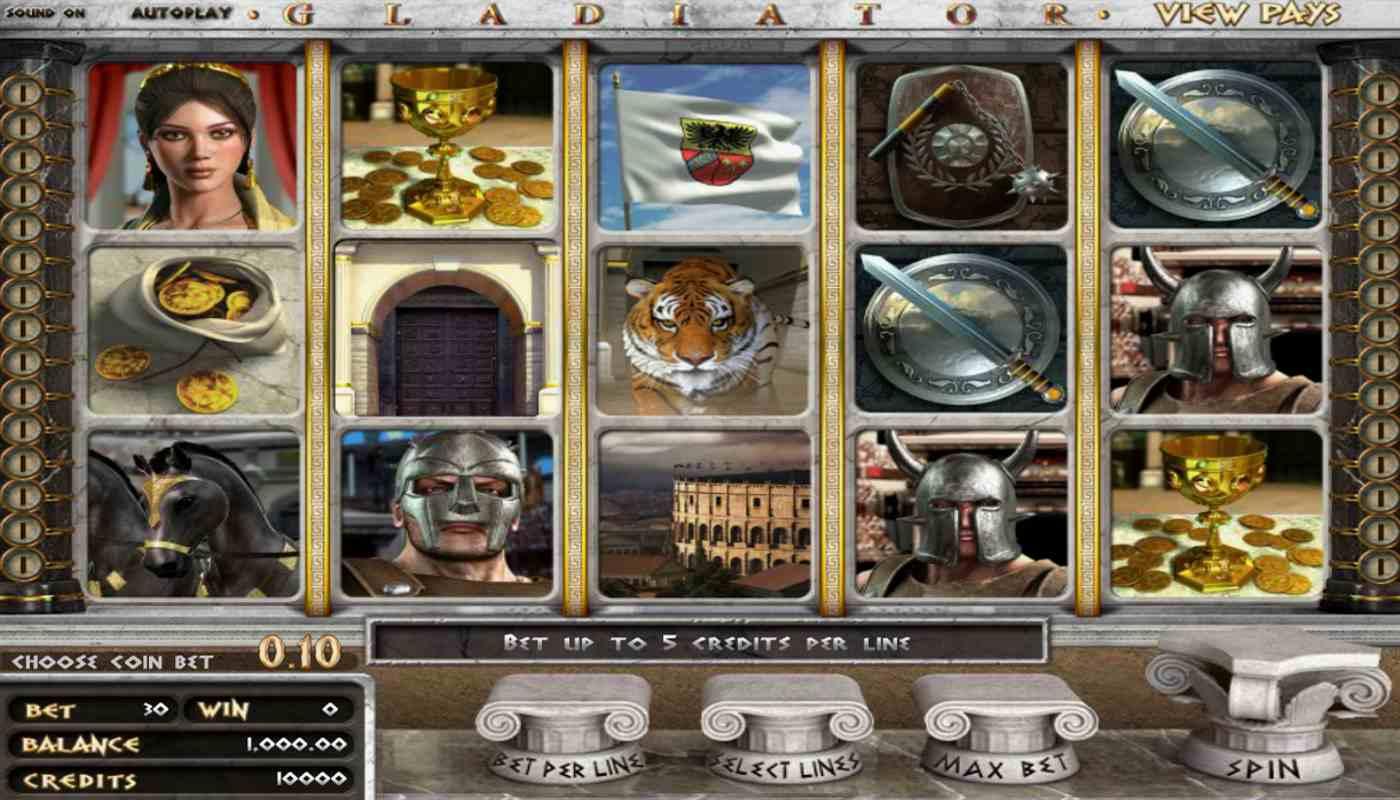 Gladiator Spiele Online
