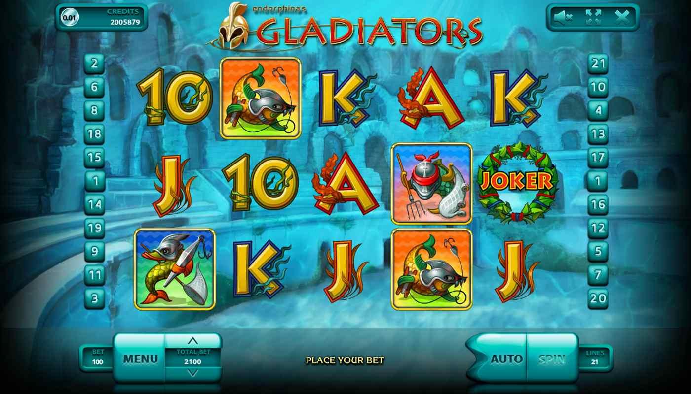 Gladiators kostenlos spielen 1