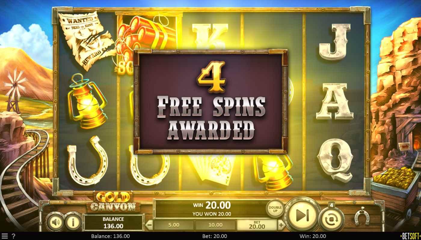 Gold Canyon kostenlos spielen 2