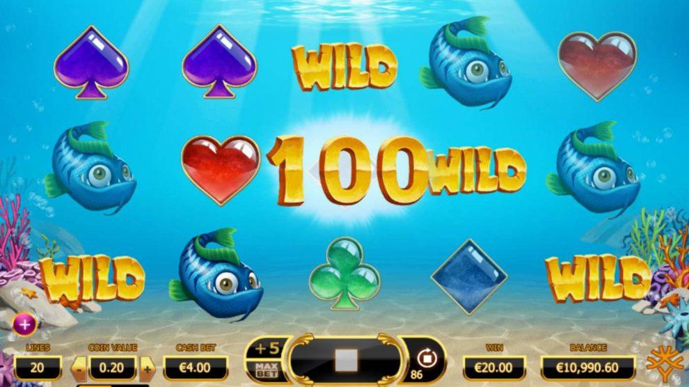 Golden Fish Tank kostenlos spielen 1