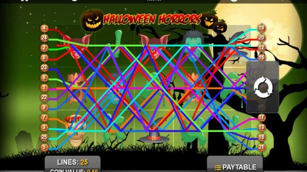 Halloween Horrors kostenlos spielen 1